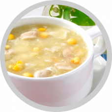 6. Hot & Sour Soup (Vegetable Only)